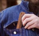 Galvos plaukų šukos, amerikietiškas riešutas