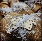 """Kalėdinis dovanų rinkinys """"Kvepia Kalėdos"""""""