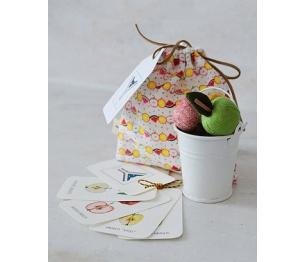 Obuoliukų kibirėlis