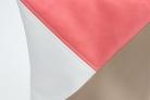Trijų spalvų moteriška kuprinė