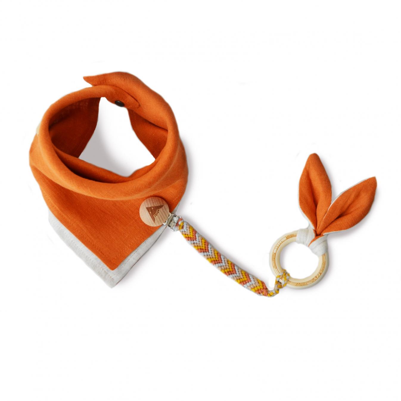 Zuikio ir lapės kaklaskarė