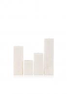 """Žvakė """"Vanilė"""", kvadrato formos"""