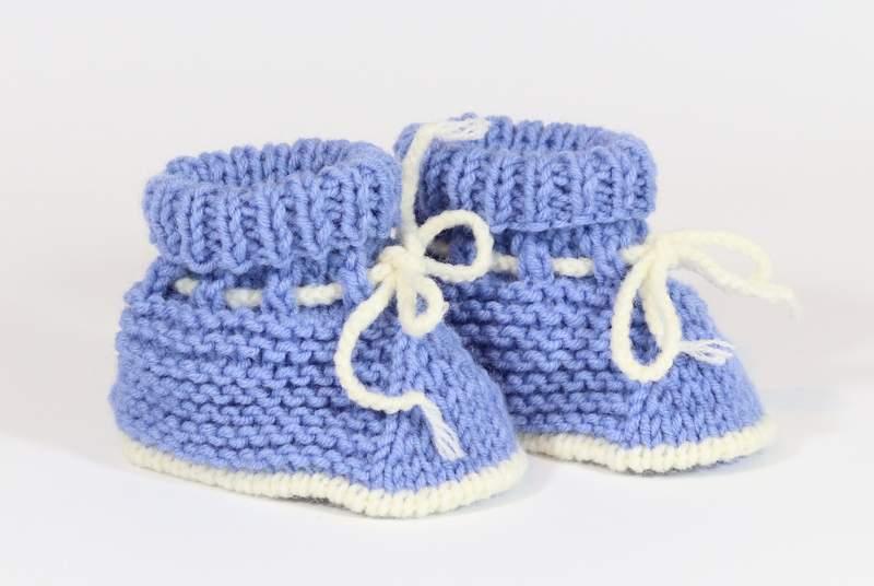 Megzti batukai kūdikiams, mėlyni